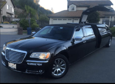 luxury event limo